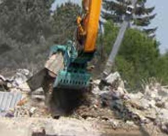 szortírozó csipegető kanál bontáshoz és felújításhoz